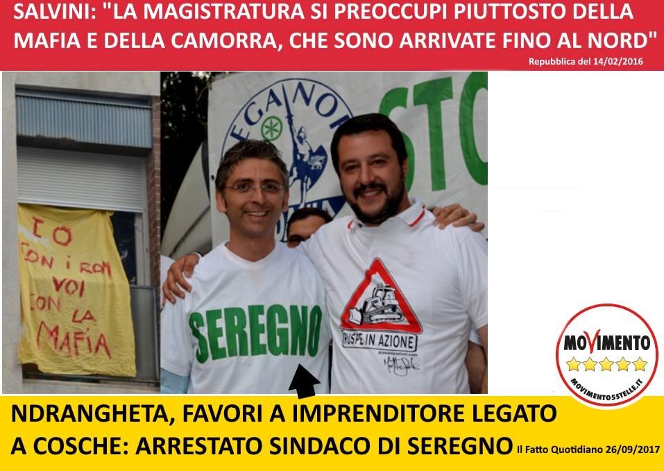 Arrestato il sindaco di Seregno